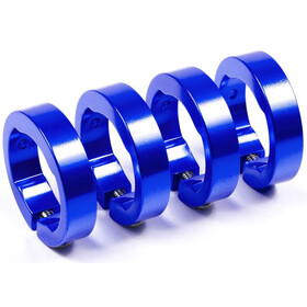 Sixpack Replacement Clamp Rings 4 person blue